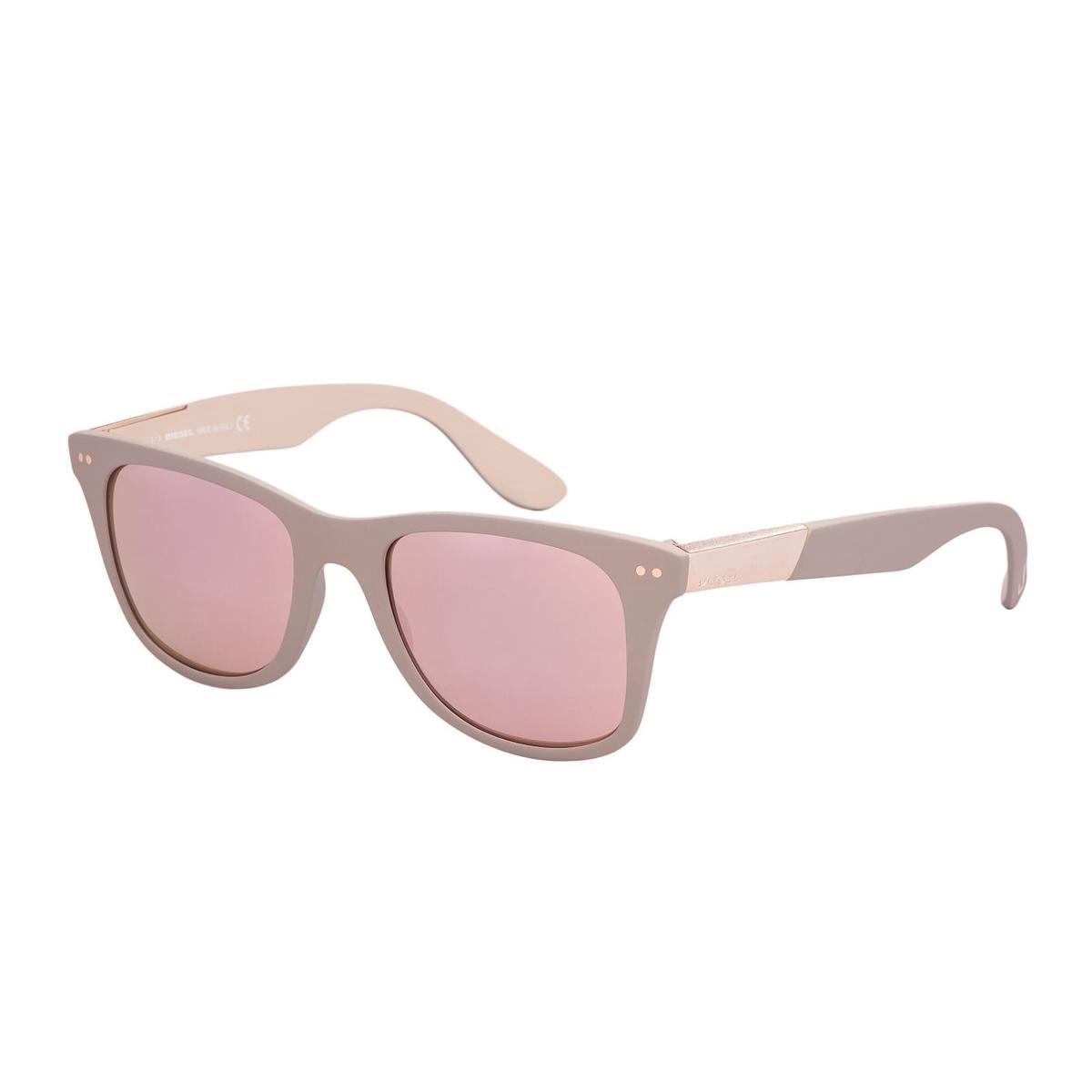 Diesel zonnebril Light Brown DL01735247G