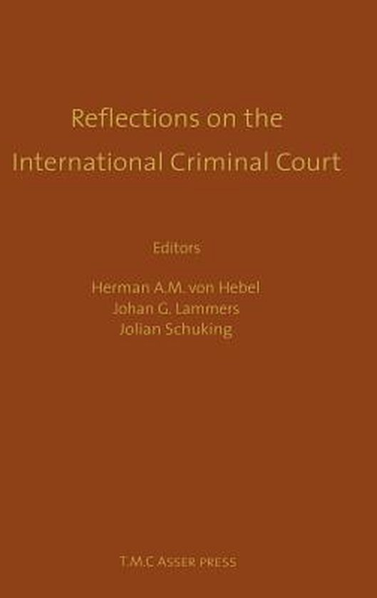 Reflections on the International Criminal Court