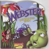 Krummelserie - Webster de bange spin