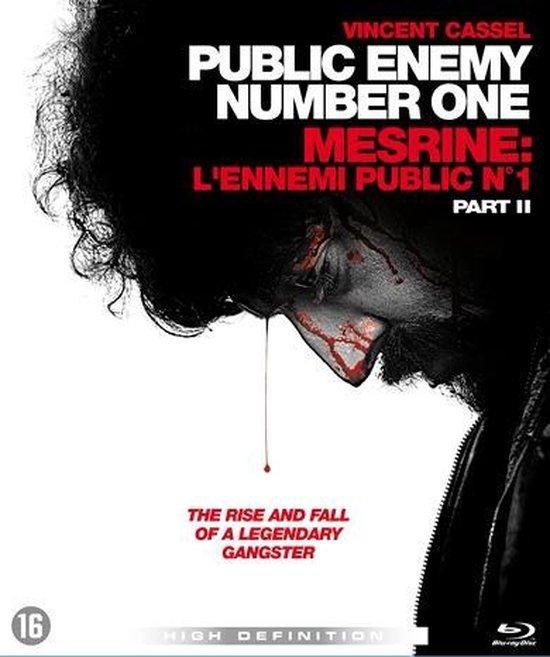 Cover van de film 'Public Enemy Number One Deel 2'