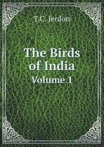 The Birds of India Volume 1
