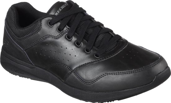 Skechers Elent- Velago Sneakers Mannen - Black-46