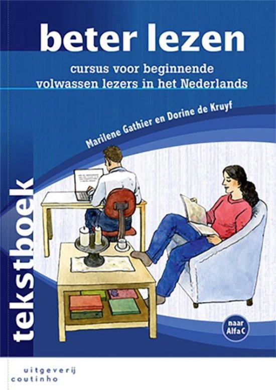 Boek cover Beter lezen van Marilene Gathier (Paperback)