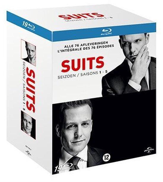 Suits - Seizoen 1-5 Boxset (Blu-ray)