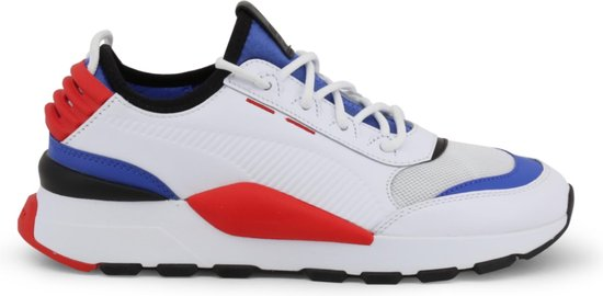 Puma - Sportschoenen - Unisex - RS0-SOUND_366890 - white,red
