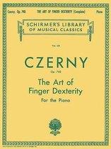The Art of Finger Dexterity Op.740