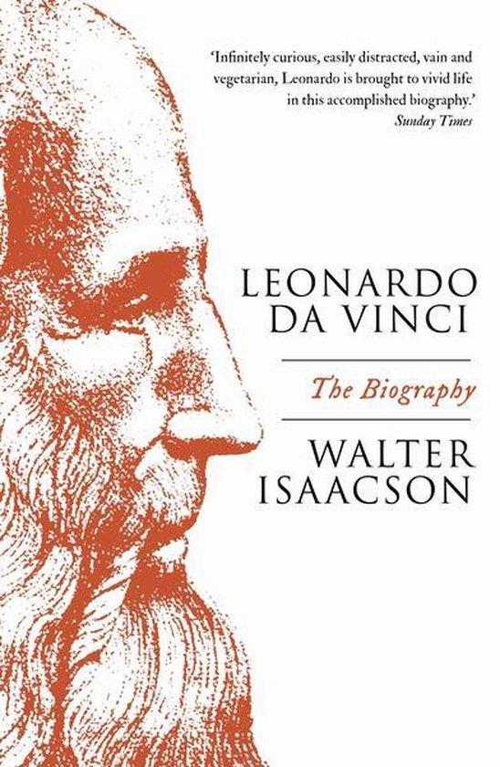 Boek cover Leonardo Da Vinci van Walter Isaacson (Paperback)