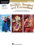 Songs from Frozen, Tangled and Enchanted - Horn Songbook