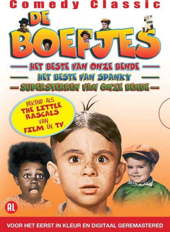 Cover van de film 'De Boefjes Box'
