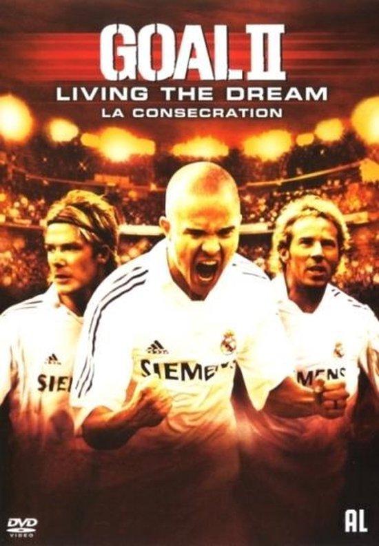 Cover van de film 'Goal! 2 - Living The Dream'