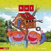 Kleuters samenleesboek - Haa, een hut!