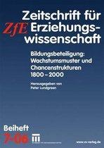 Boek cover Bildungsbeteiligung van