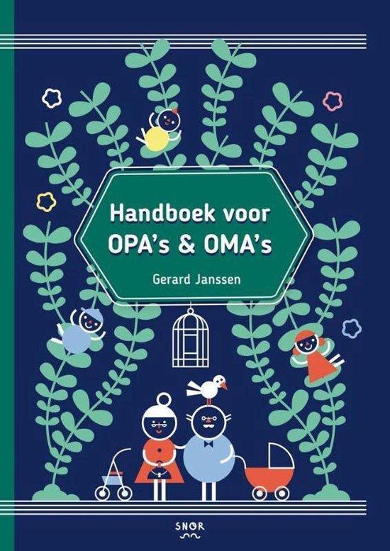 Handboek voor opa's en oma's - Gerard Janssen  