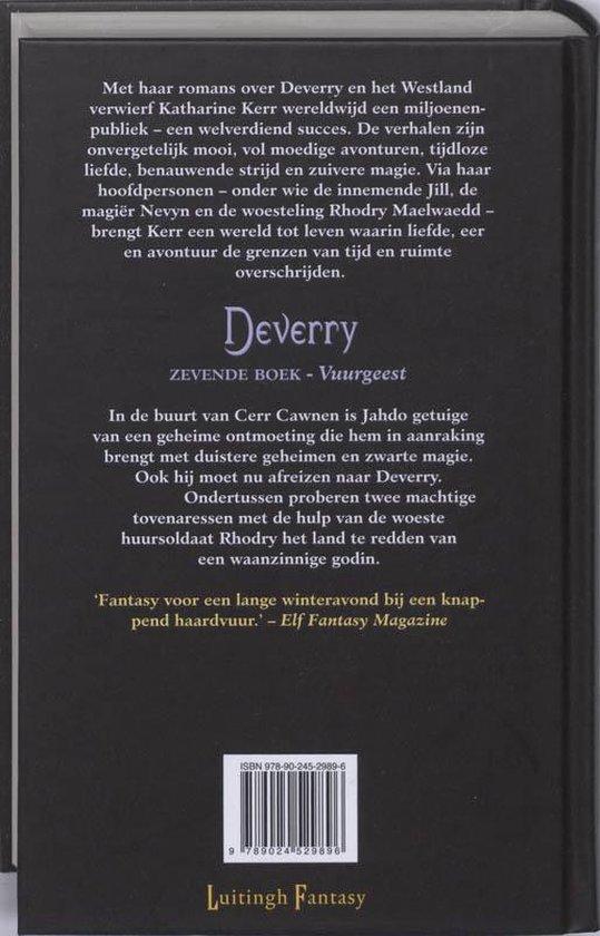 Deverry saga - Deverry 7 Vuurgeest - Katherine Garbera |
