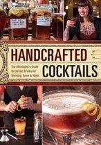 Omslag Handcrafted Cocktails