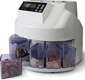 Safescan 1250 munttelmachine - Wit