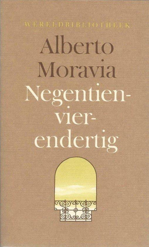 Negentienvierendertig - Alberto Moravia pdf epub