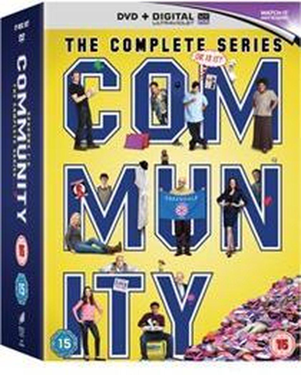 Community - Season 1-6 - Tv Series