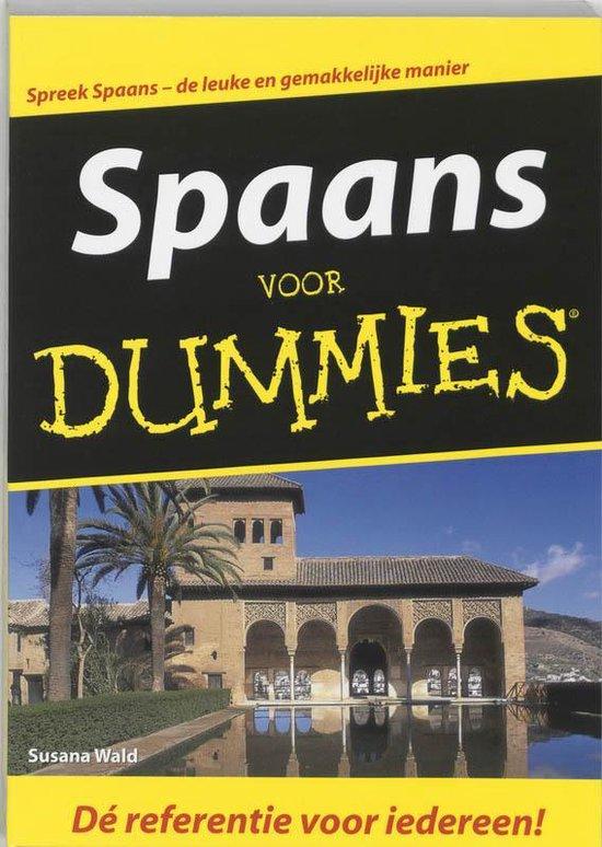 Voor Dummies - Berlitz Spaans voor Dummies - Susanne Wald |