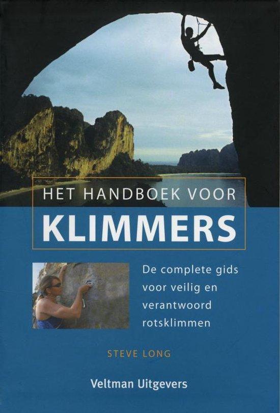Het Handboek Voor Klimmers - Steve Long | Fthsonline.com