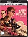 Baby Driver (4K Ultra HD Blu-ray)