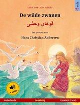 Sefa prentenboeken in twee talen - De wilde zwanen – قوهای وحشی (Nederlands – Perzisch, Farsi)