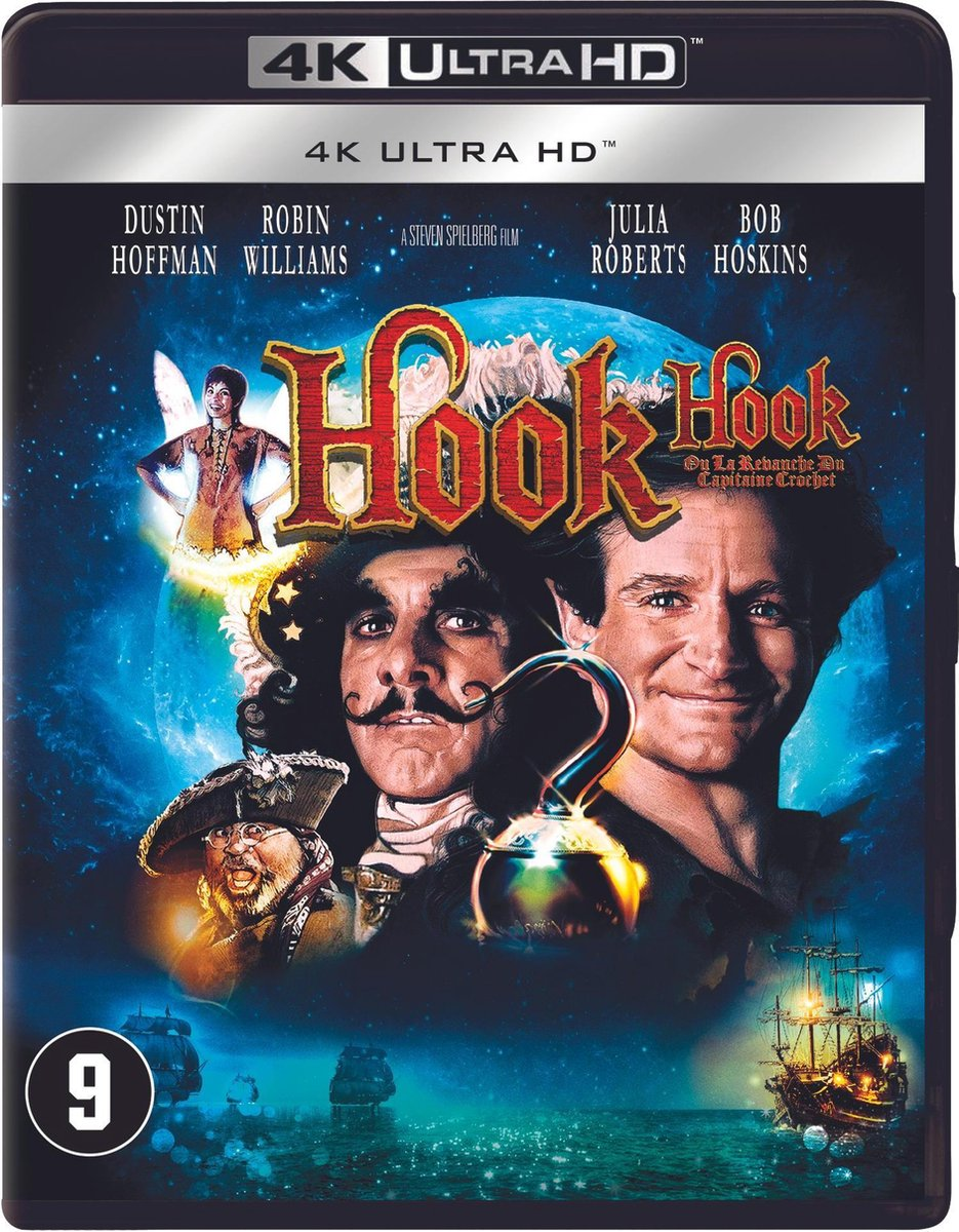 Hook (4K Ultra HD Blu-ray)-