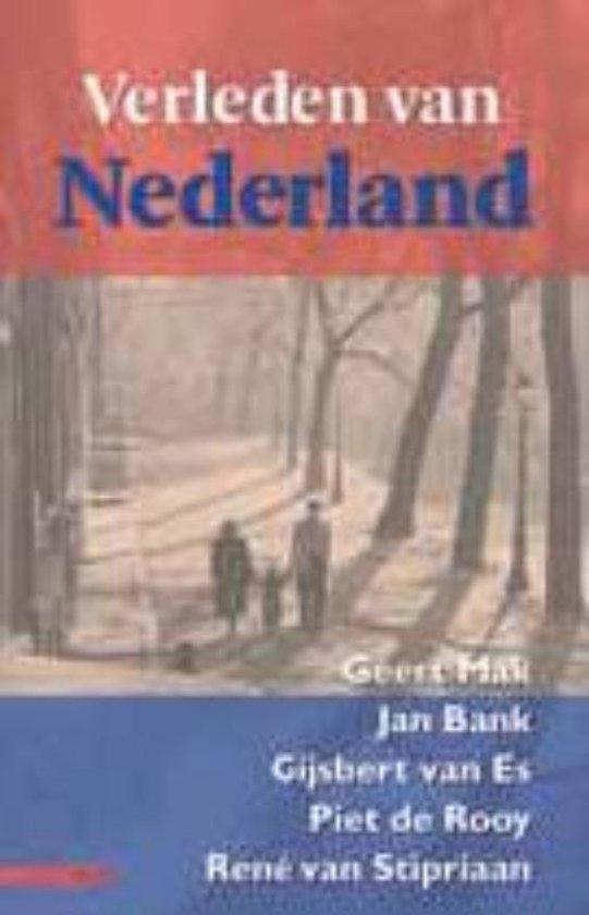 Verleden van Nederland nieuw omslag