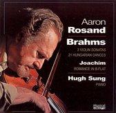 Brahms 3 Violinsonaten