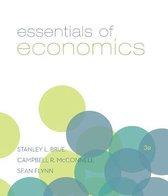 Boek cover Essentials of Economics van Stanley Brue (Hardcover)