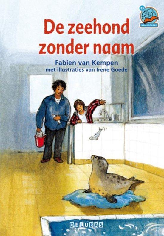 Samenleesboeken - De zeehond zonder naam - Fabien van Kempen  