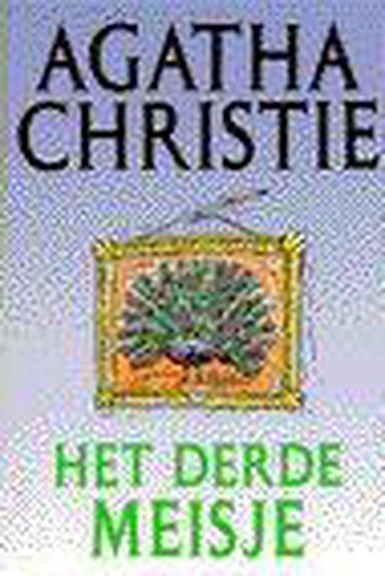 Het derde meisje - Agatha Christie |