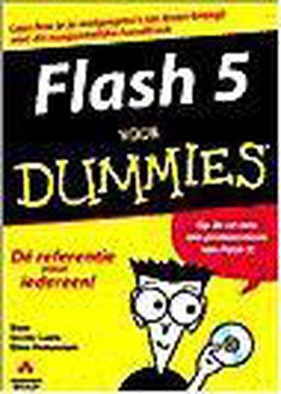 Flash 5 voor dummies - G. Leete   Readingchampions.org.uk