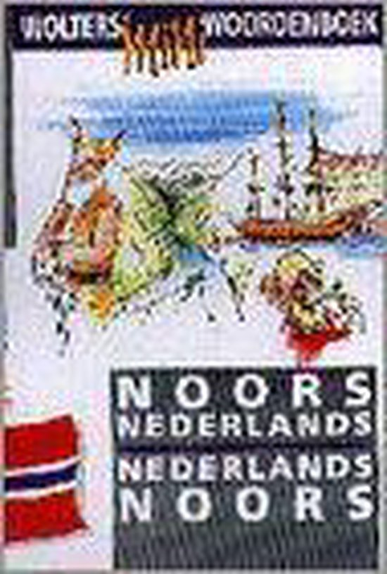 WOLTERS MINI WOORDENBOEK NOORS (4E DR.) - Wolters  