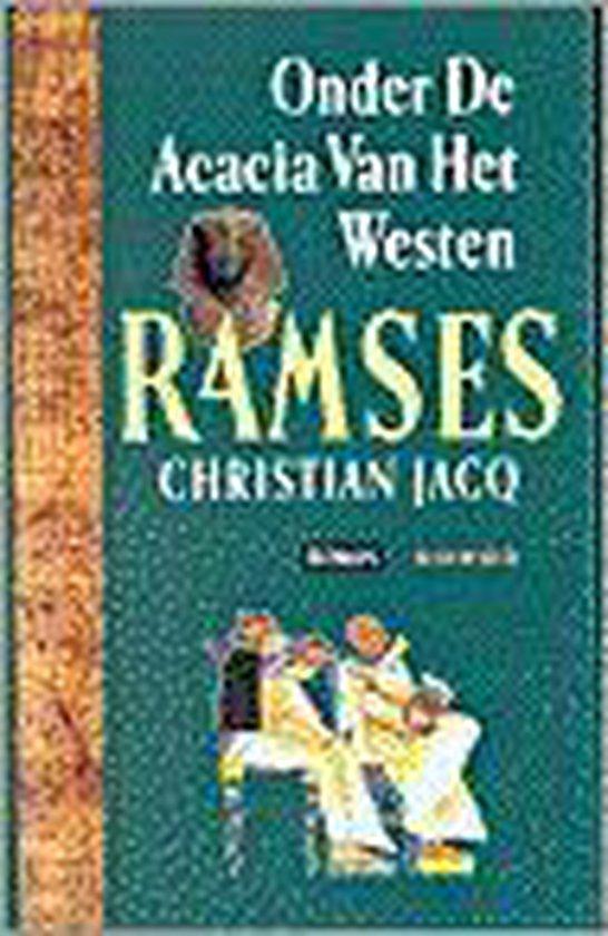 Onder de acacia van het westen - C. Jacq pdf epub