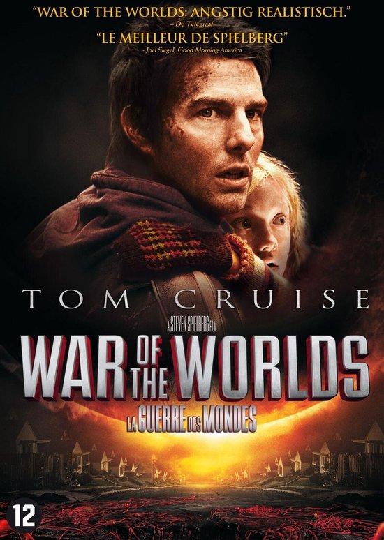 Cover van de film 'War Of The Worlds'