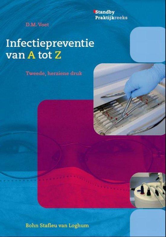 Standby praktijkreeks - Infectiepreventie van A tot Z - D.M. Voet   Readingchampions.org.uk
