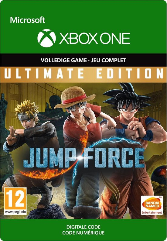Jump Force: Ultimate Edition – Xbox One download