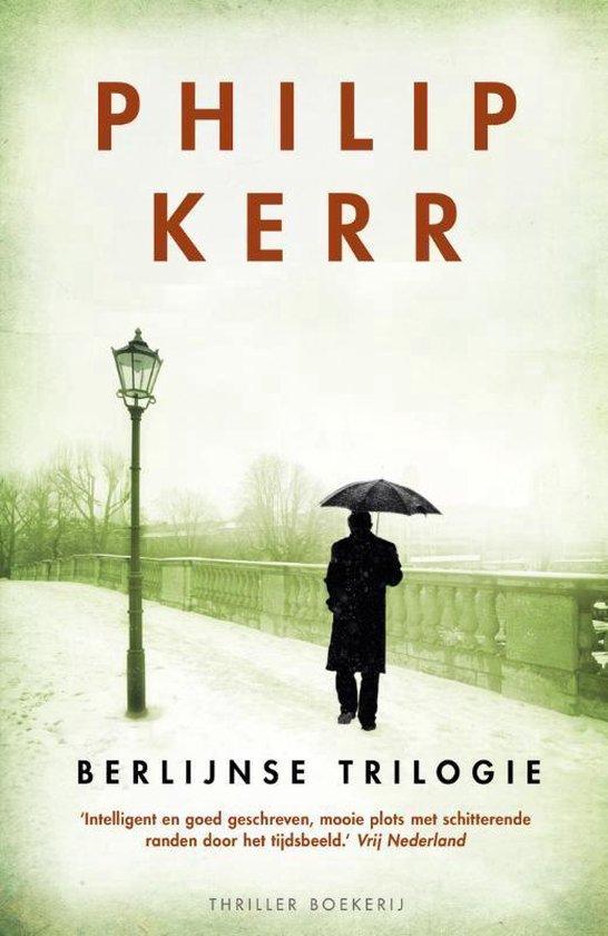 Bernie Gunther - Berlijnse trilogie - Philip Kerr  