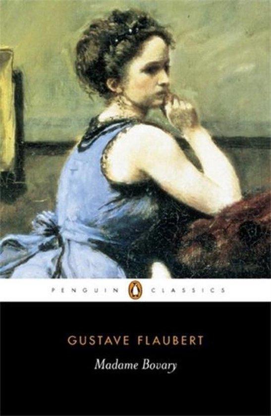 Omslag van Madame Bovary