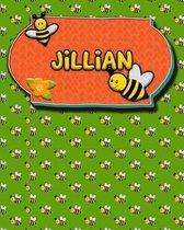 Handwriting Practice 120 Page Honey Bee Book Jillian