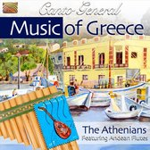 Music Of Greece, Canto General