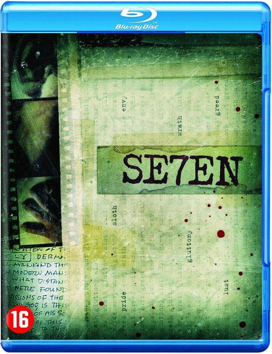 Cover van de film 'Seven'