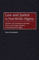 Law and Justice in Post-British Nigeria