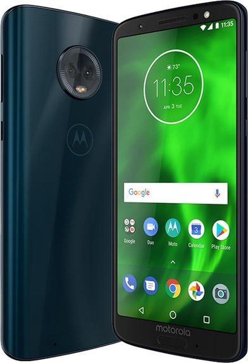 Motorola moto g? plus 15 cm (5.9'') 4 GB 64 GB Indigo 3200 mAh kopen