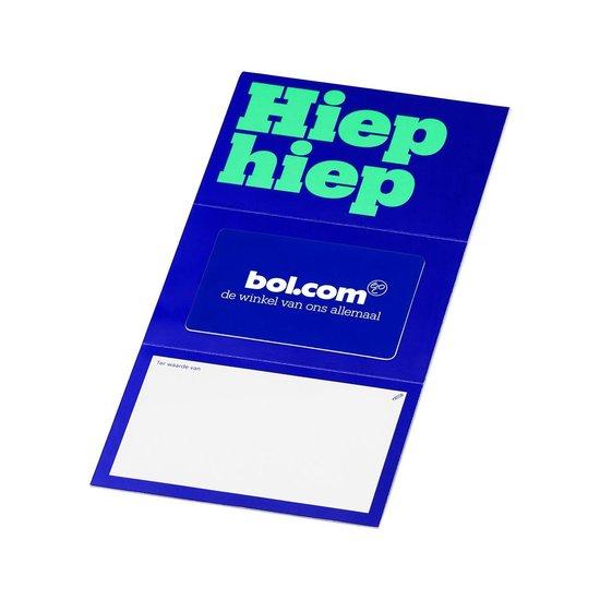 bol.com cadeaukaart - 15 euro - HiepHiep