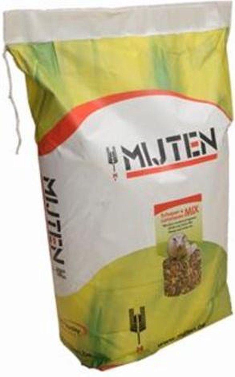 Geitenvoer - Hertenvoer Mijten Geitenmuesli & Hertenmuesli -15kg