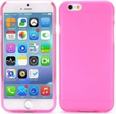 iPhone 6(S) (4.7 inch) - hoes, cover, case - TPU - Roze