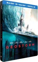 Geostorm (3D+2D Blu-ray) (Steelbook) (Limited Edition)
