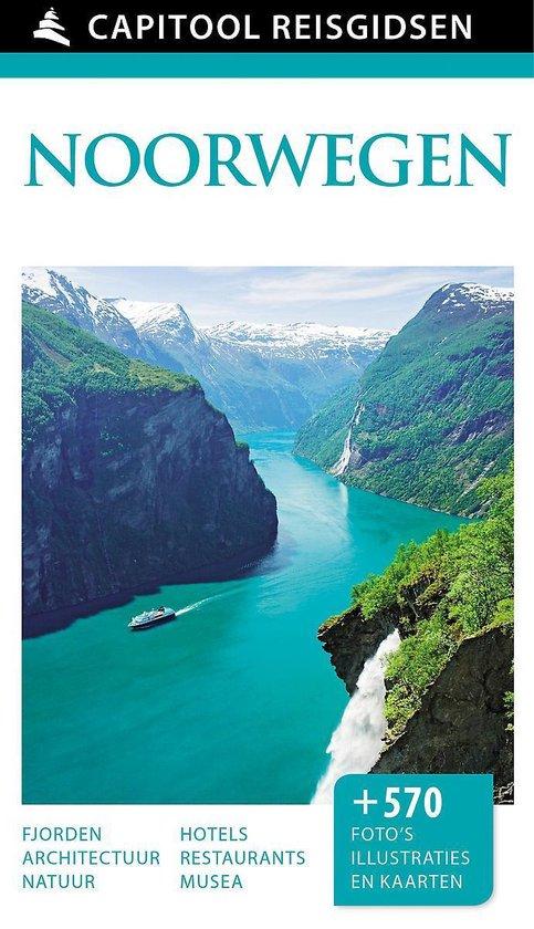 Capitool reisgids Noorwegen - Capitool | Fthsonline.com